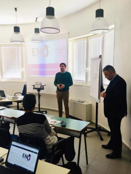 Il gestionale presentato all'Università di Bologna