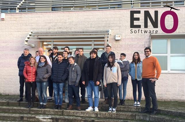 """Il progetto """"ENOSoftware in Aula"""" prosegue e il Gestionale entra in Università come strumento di studio"""